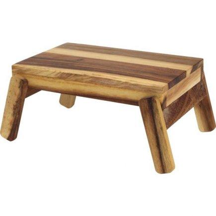 Suport din lemn Gastro 31,5x19,5x13,2 cm