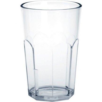 Pahar de plastic Gastro 300 ml marcat 0,3 l