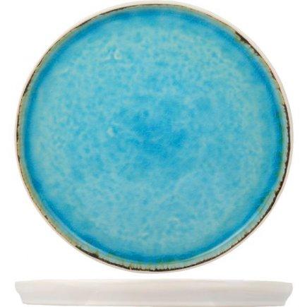 Farfurie plată Cosy&Trendy Laguna Azzurro 27 cm