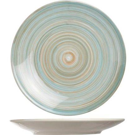 Farfurie plată Cosy&Trendy Turblino Blue 27 cm