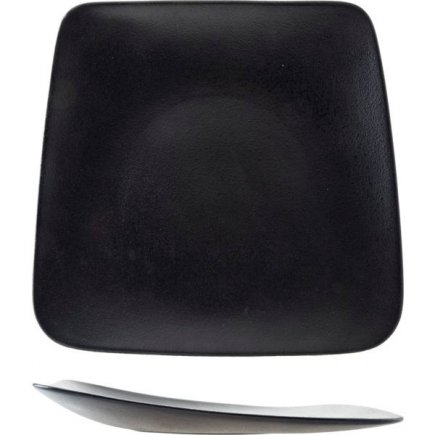 Farfurie de servire Cosy&Trendy Blackstone 28x26 cm