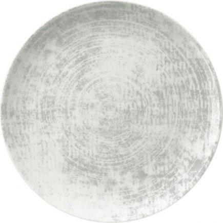 Farfurie plată Schönwald Shabby Chic 32 cm, cenușie, decor 63070