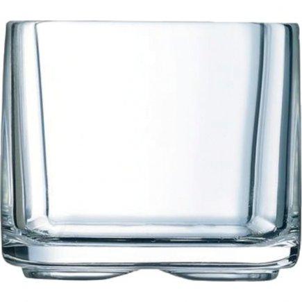 Castron rectangular Arcoroc Mekkano 210 ml