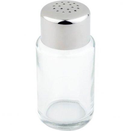 Sticlă de rezervă cu capac pentru set solniță și piperniță APS