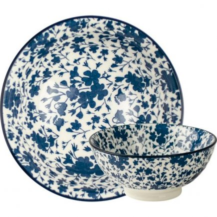 Castron Gusta Out Of The Blue 12 cm, decor flori