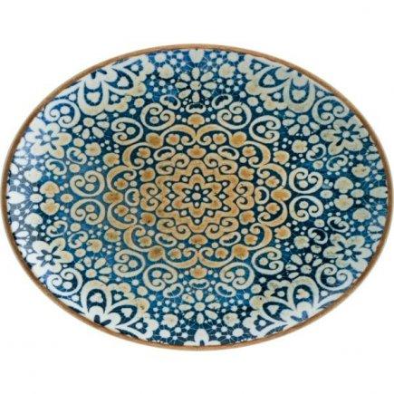 Farfurie ovală Bonna Alhambra 31x24 cm